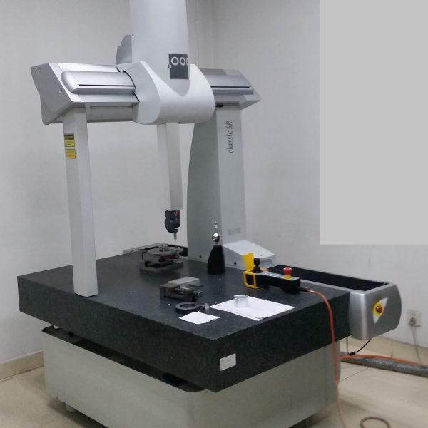 CMM for CNC Machine Parts