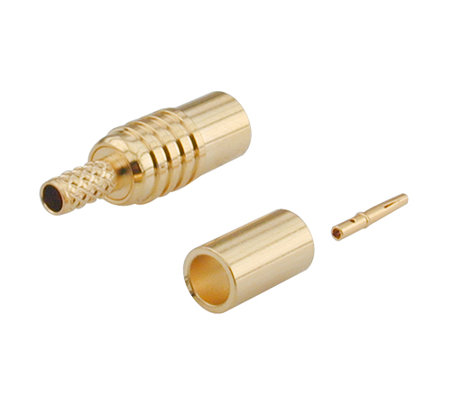 Straight MCX Connector
