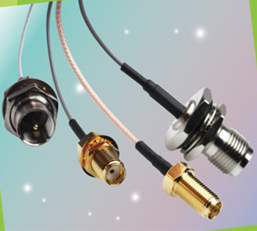 RF Cable Assemblies, SMA