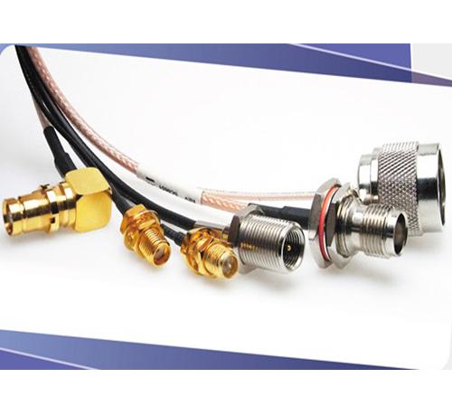 RF Cable Assemblies, Flexible Cable, Semi-Rigid, Formable, Low-Loss, Coaxial Cable Assemblies, Coaxial Assemblies, BNC, SMA, N, 1.0/2.3