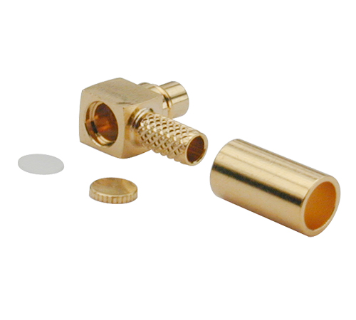 RF Connector, Right Angle Connector
