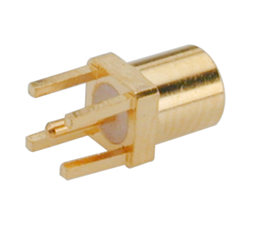 PCB Mount RF Connector