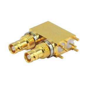 Dual RF Connector