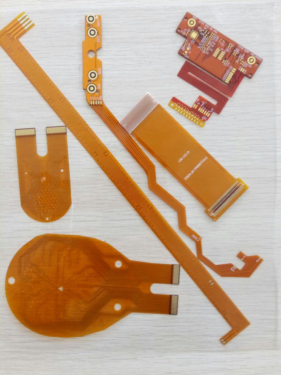 Flex-Circuit, Membrane Switch