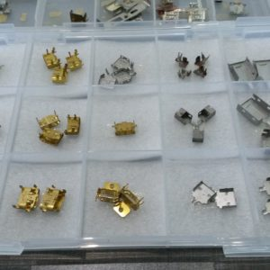 Stampings, Metal Stampings for Connectors