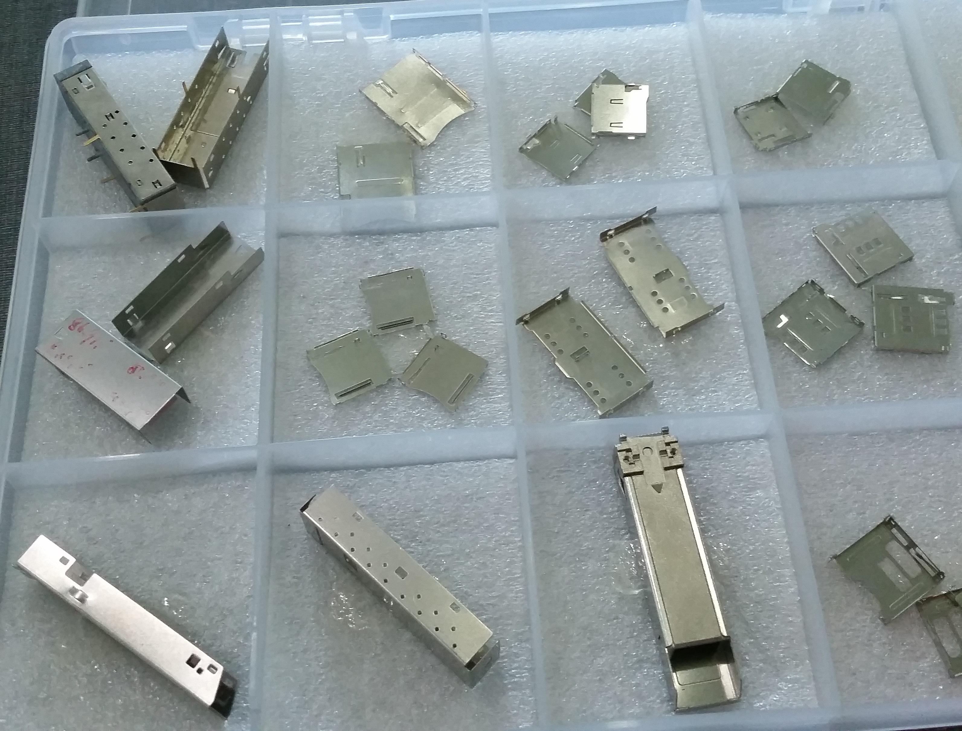 Metal Stampings, Stampings