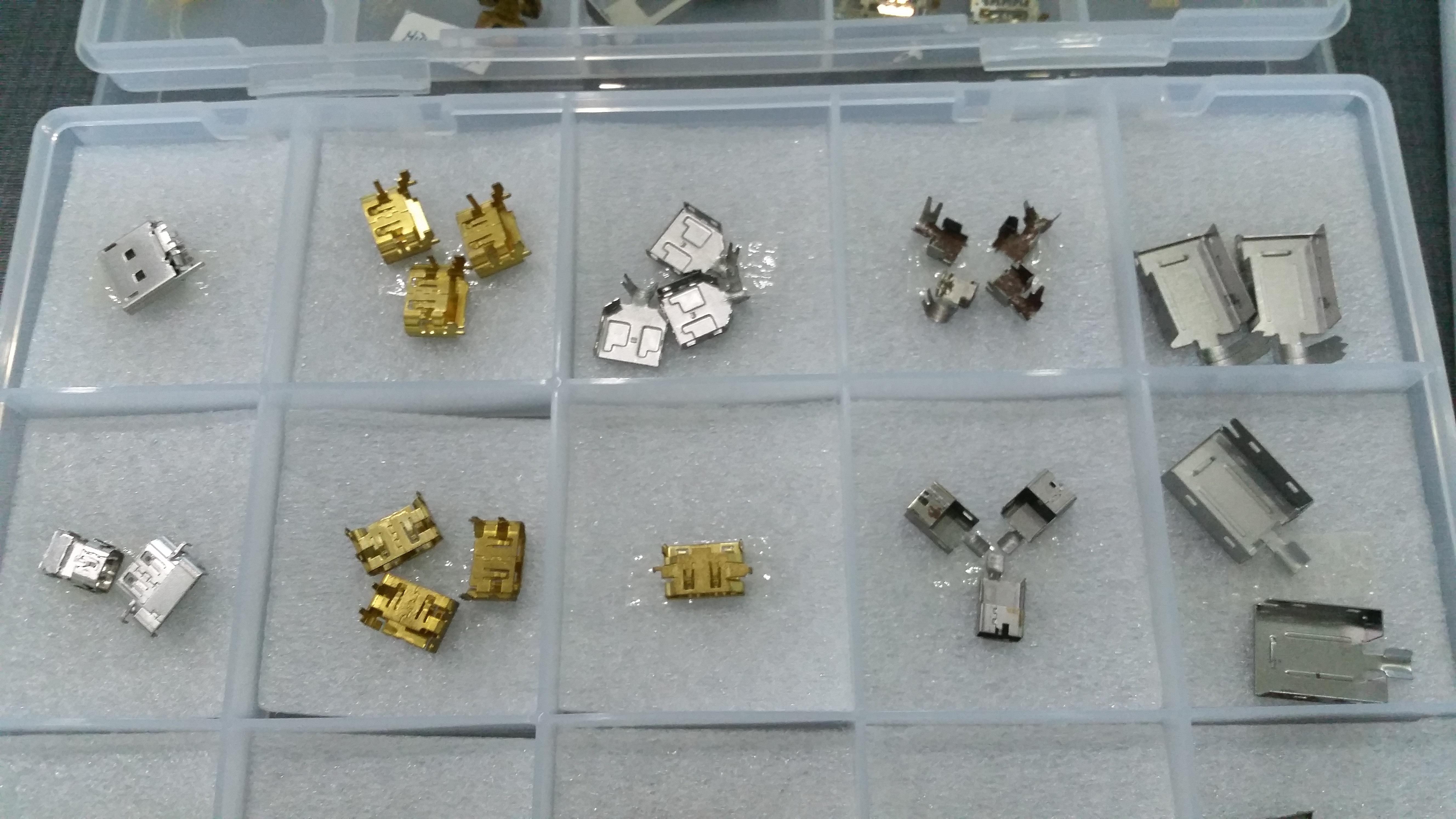 Connector Stampings, Stampings, Metal Stampings