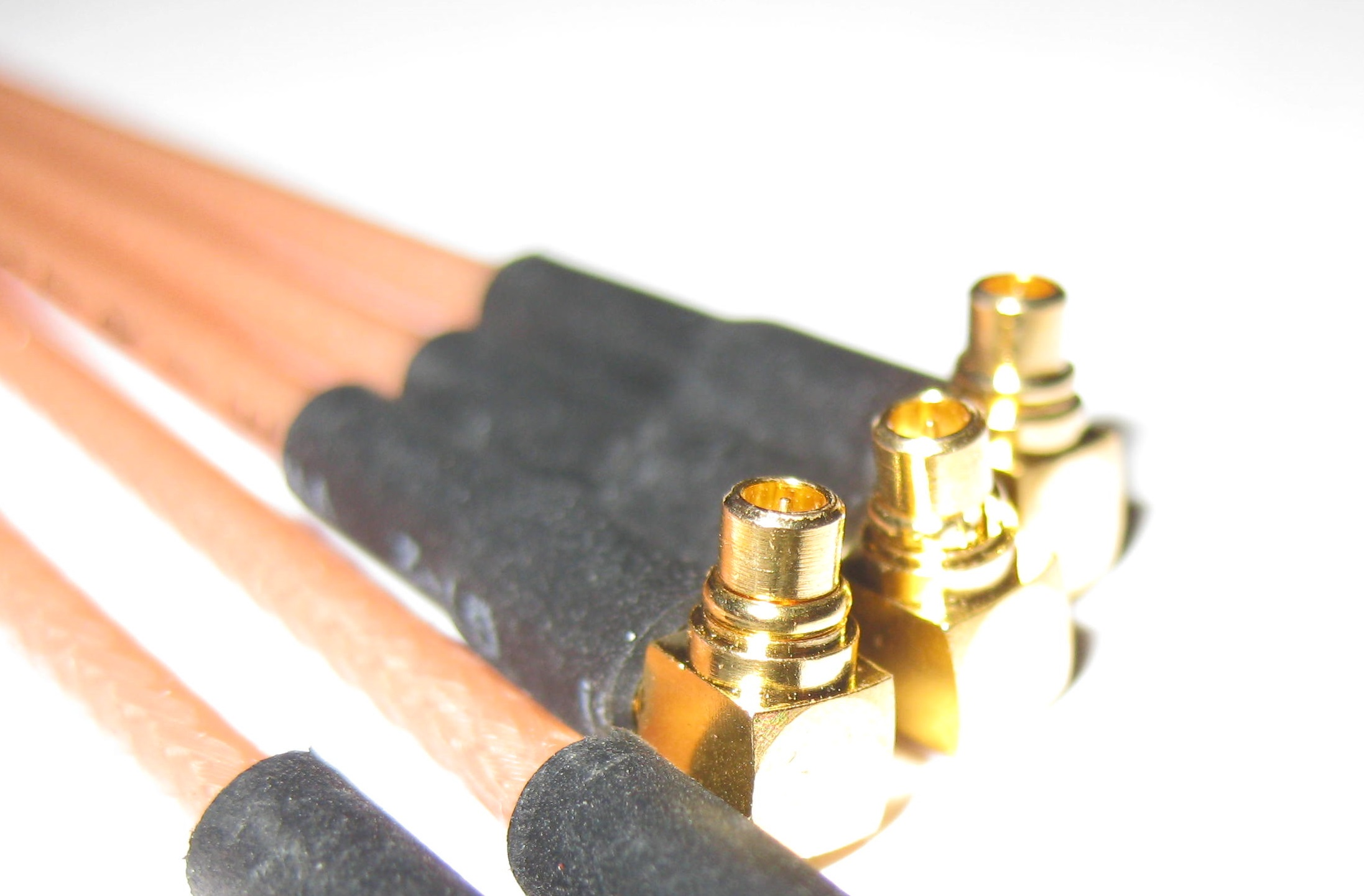 RF Cable Assembly, MCX