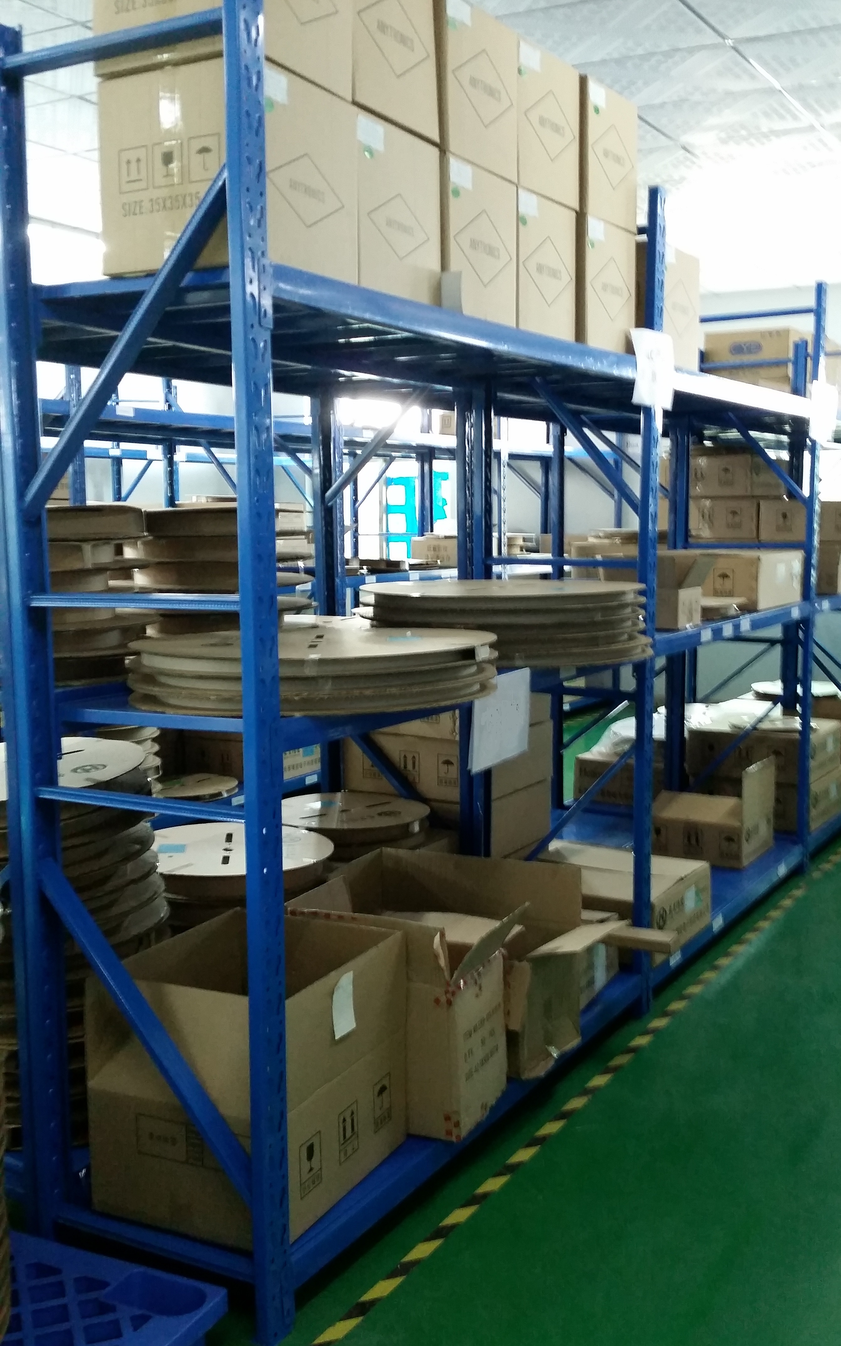 High Speed Stampings, Stamped Parts, Thin Stamped Parts
