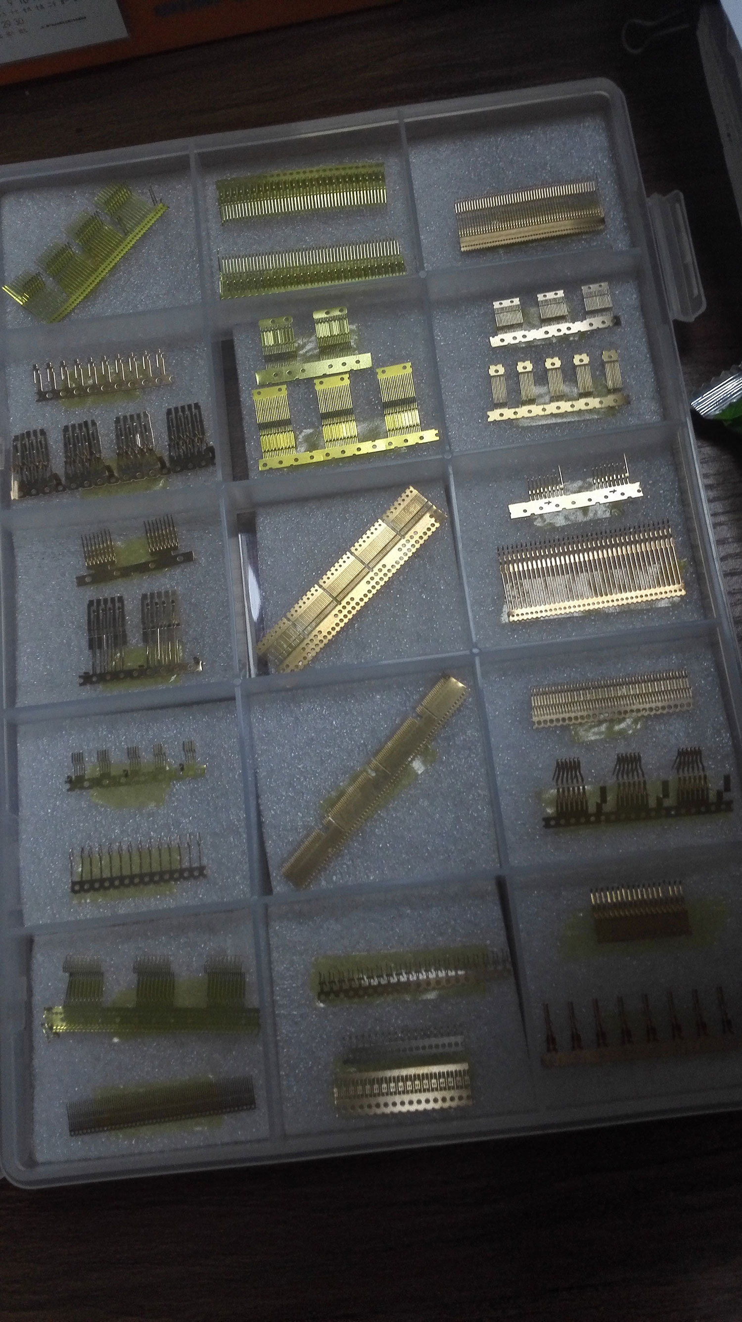 Stampings, High Speed Stampings, Connector Stampings