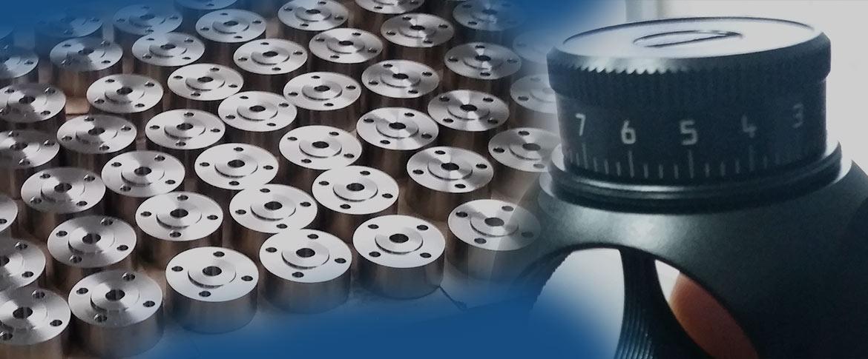 Turned Parts, CNC Lathe Parts, CNC Machining