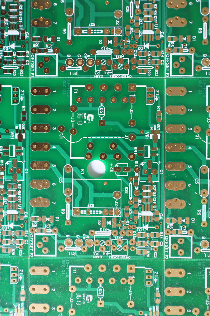Printed Circuit Board. PCB. Multi-Layer