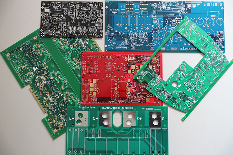 Printed Circuit Boards (PCB), Multi-Layer PCB, Rigid PCB